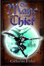 Catherine Fisher - author, writer, novelist, UK - The Magic Thief 2010