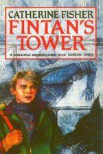 Catherine Fisher - author, writer, novelist, UK - Fintan's Tower 1991