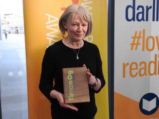 Clockwork Crow wins the Tir na n'Og Award.