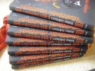 Red Gloves Publishes 16th September